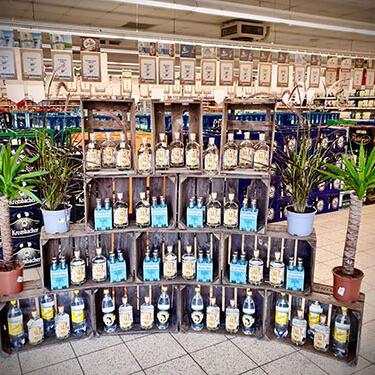 Store Rewe Glauburg