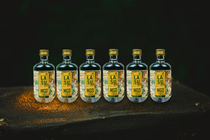 LA SU 5cl Flasche 6er Set